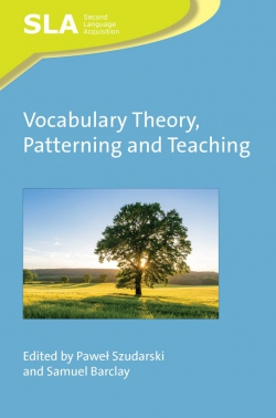 Jacket Image For: Vocabulary Theory, Patterning and Teaching