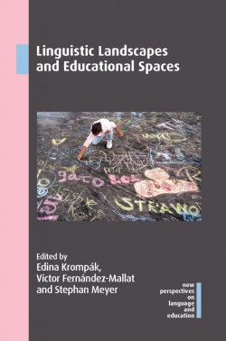 Jacket Image For: Linguistic Landscapes and Educational Spaces