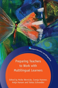Jacket Image For: Preparing Teachers to Work with Multilingual Learners