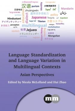 Jacket Image For: Language Standardization and Language Variation in Multilingual Contexts