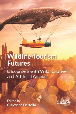 Jacket image for Wildlife Tourism Futures